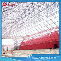 Picture of Arch Steel Structure Industrial Plant Warehouse For Sale