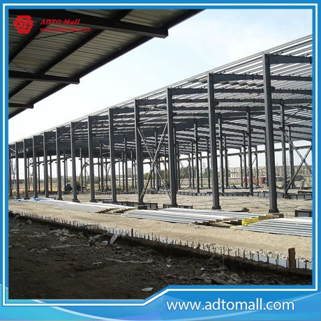 Picture of Pre-engineered Structural Steel Warehouse