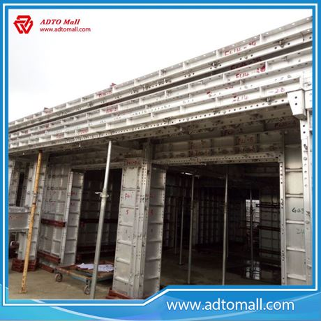 Picture of Aluminium Shear Wall Formwork