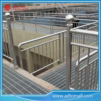 Picture of Plant Metal Steel Grating Platform