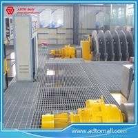 Picture of Galvanized Steel Bar Grating Platform