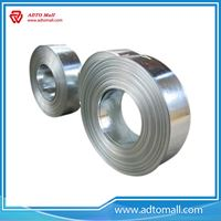 Picture of 1.0mm Thickness Galvanized Surface Steel Coil