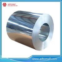 Picture of Cold Rolled Galvanized Steel Coil