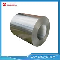Picture of Aluminum-zinc Alloy Coils