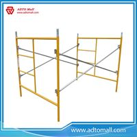 Picture of Frame Scaffold Cross Brace Type of Steel Q235