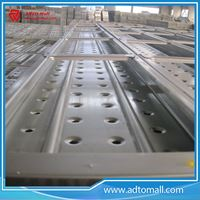 Picture of 240*45*1500mm Hot Deep Galvanized / Painted Steel Metal Planks