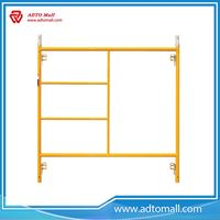 Picture of ADTO Hot Sale Quickly and Easily Installed 1219*1700mm Construction Used Frame Scaffolding