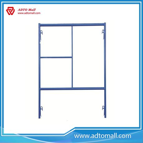 Picture of Frame Scaffolding System Joint Pin Ladder Frame for Construction