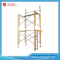 Picture of Frame Scaffolding System Main Frame,Joint Pin ,Cross Brace
