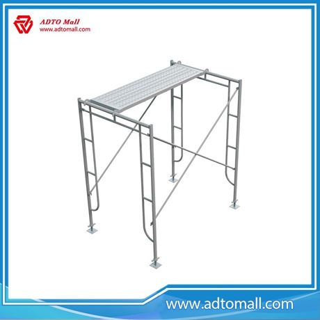 Picture of Wholesale Painted or Galvanized Frame Scaffolding