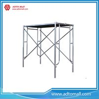 Picture of Scaffolding Frame 1219*1700mm Made of Galvanized Pipe Hot Sale