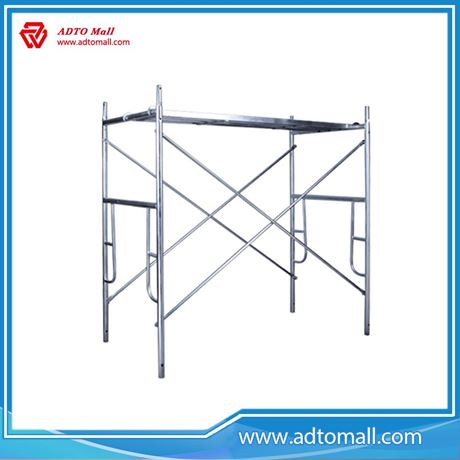 Picture of 1219*1700mm Hot Dipped Galvanized Scaffolding Frame