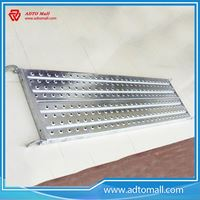 Picture of Steel planks with hook for construction field