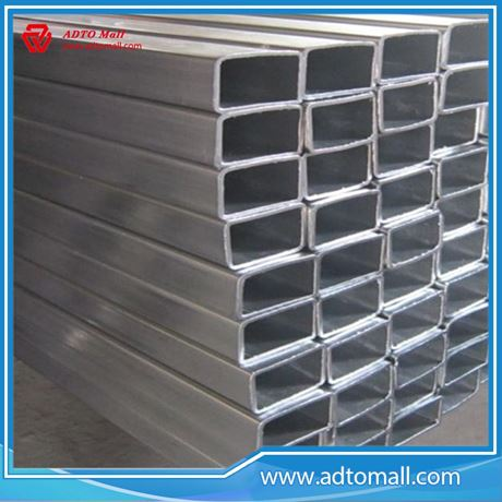 Custom Size And Thickness Astm A500 Rectangular Pipe