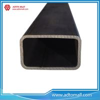 Picture of 50mmx100mmx5mmx6m ERW Rectangular Steel Pipe