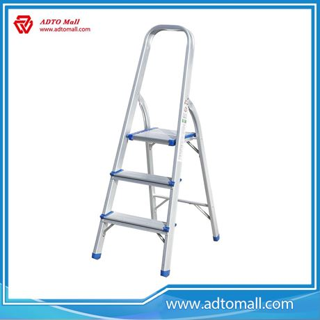 Picture of EN131 Aluminum Folding Step Ladder