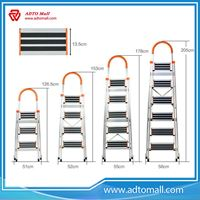 Picture of Aluminium Household Ladder