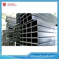 Picture of Hot Sale RHS Hollow Section Pre galvanized Rectangular Pipe