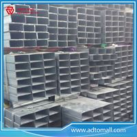 Picture of Golden Supplier Rectangular Steel Pipe ASTM A500 Rectangular Pipe For Construction