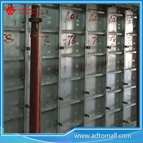 Picture of Aluminum Shuttering Formwork System