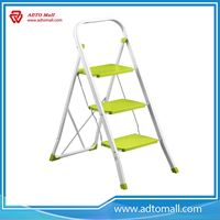 Picture of Indoor Wide Step Ladder