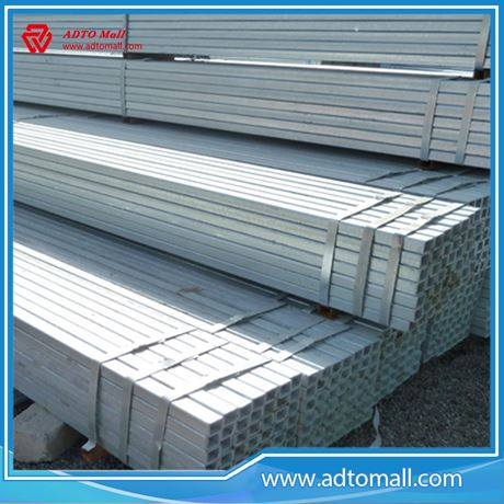 Picture of Square Tube For Construction,10*10mm-100*100mm Square Tube