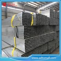 Picture of China Supplier Square Pipe,ASTM Standard Q235B Galvanized Square Pipe