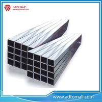 Picture of 75mmx75mmx6mmx6m Hot Galvanized Square Pip