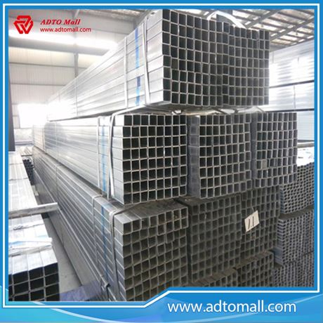 Picture of JIS G3466 SS400 Hollow Section, Wholesale Cheap Square pipe