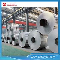 Picture of Aluminum Cabinet Roll Up Door