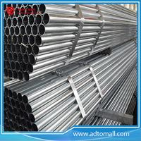 Picture of 60.3mmx1.7mmx6m Pre-galvanized Steel Tube