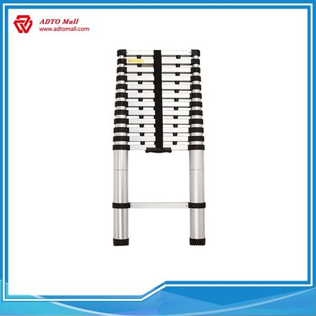 Picture of Aluminum Telescopic Ladder with Finger Gap