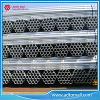 Picture of 48.3mmx1.4mmx6m Pre-galvanized Pipe