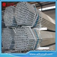Picture of 42.2mmx1.7mmx6m Pre-galvanized Steel Pipe