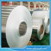 Picture of High Grade Quality Aluminum Foil Stock with Cheap Price