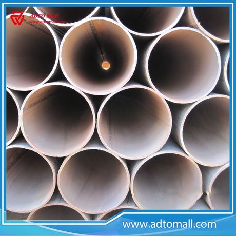 "Picture of Low Price Steel Pipe BS-1387 Gr.B 4""x4.5mmx6m"