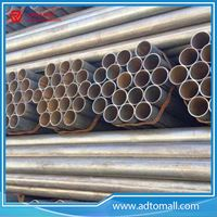 "Picture of 3/8""-24"" ERW Steel Pipe,Made In China Carbon Steel Tube"