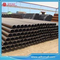 "Picture of BS 1387 Gr.B 1/2""x2.6mmx6m Steel Pipe"