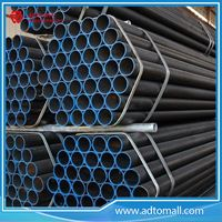 "Picture of BS 1387 Gr.B 1""X3.2mmx6m ERW Steel Pipe"