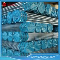 "Picture of BS1387 Gr.A 1""x2.6mmx6m Hot Dipped Galvanized Tube"