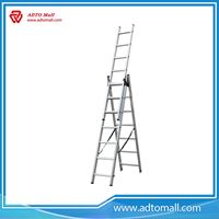 Picture of Triple Sections Extension Aluminum Ladder