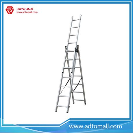 Picture of Extension Aluminum Ladder