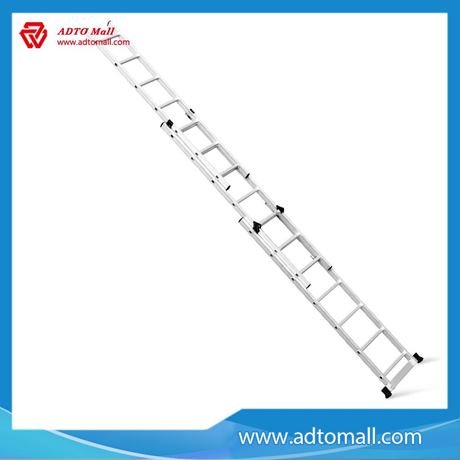 Industrial Extended Aluminum Ladder