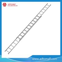 Picture of EN131 Double Side Extend Folding Aluminum Ladder