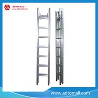Picture of Manufacture Industrial Folding Aluminum Extended Ladder