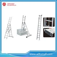 Picture of EN131 Three Section Extension Industrial Ladder