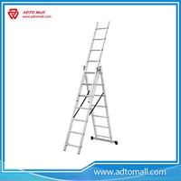 Picture of Folding Aluminum Ladder