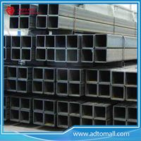 Picture of 40mmx40mmx3.5mmx6m Square Pipe