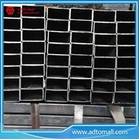 Picture of 40mmx25mmx1.7mmx6m ERW Rectangular Steel Pipe