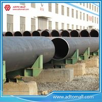 "Picture of BS 1387 Gr.A 2""x2.9mmx6m ERW Pipe"